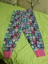 Girl's Hello Kitty Pajama Pants 2T Barrie, L4N 5B1