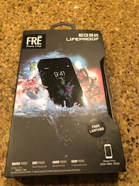 iPhone 7 Plus LifeProof Case Gaithersburg, 20877