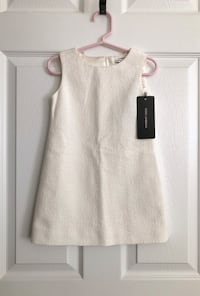 Toddler girl's dolce and gabbana textured dress Mississauga, L5M 0C5