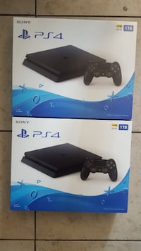 All New PS4 Slims!!
