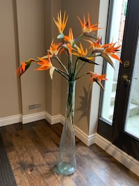 39 inches with vase + flowers Whitchurch-Stouffville, L4A 0R8
