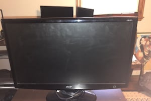 Aced 24' monitor