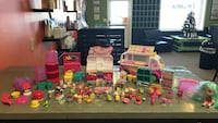 Shopkins figures and play sets