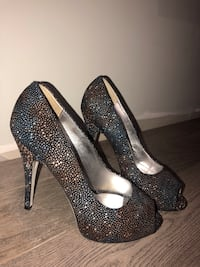 Ron White shoes size 8. Worn ones . Mississauga, L5A 3L4