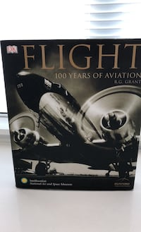 Flight 100 years of Aviation by R.G Grant