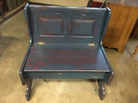 Antique Bench with Storge 2290 mi