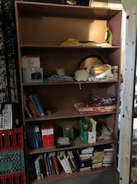 Large solid shelving unit PORTCOQUITLAM