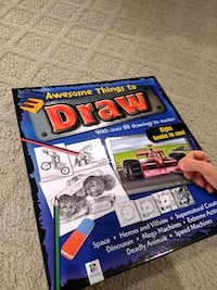 Awesome Things to Draw Book Guelph, N1L 1L4