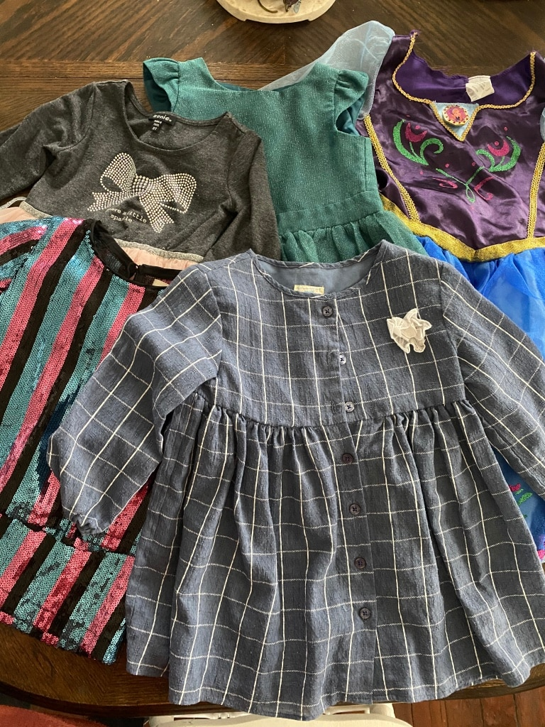 Photo 2-4T Girls clothes