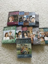 Complete Dallas TV series on DVDs Tucson, 85749