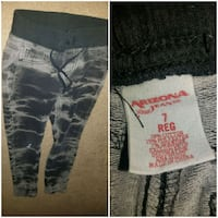 black and gray camouflage pants El Paso, 79924