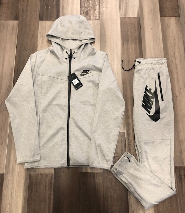 many fashionable cute undefeated x New Men's Nike Tech Hoodie Sweatpants Set