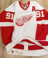 Detroit Red Wings Jersey Pickering, L1V 1S6
