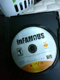 Infamous collection for ps3 Niles, 49120