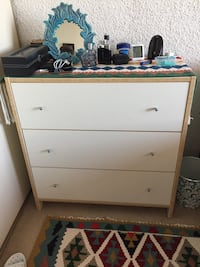 3-drawer chest Montréal, H2X 3P8