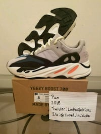 "Size 8 Yeezy 700 ""Wave Runners""!!!! Annandale, 22003"