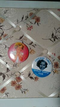 Shirley temple pins