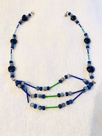 3 Layered Blue/Green Necklace Harrisburg, 17109