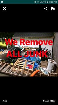 Junk remove old furniture  Washington