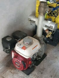 Honda Industrial Water Pump Kelowna