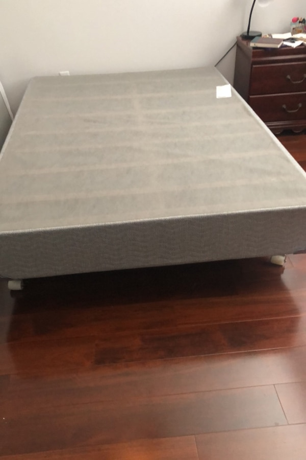 Queen size Boxspring . New