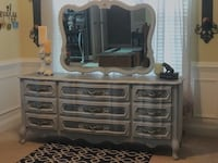 Dresser with Mirror  Leesburg