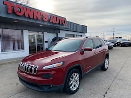 2015 Jeep Cherokee $2500 Down Payment