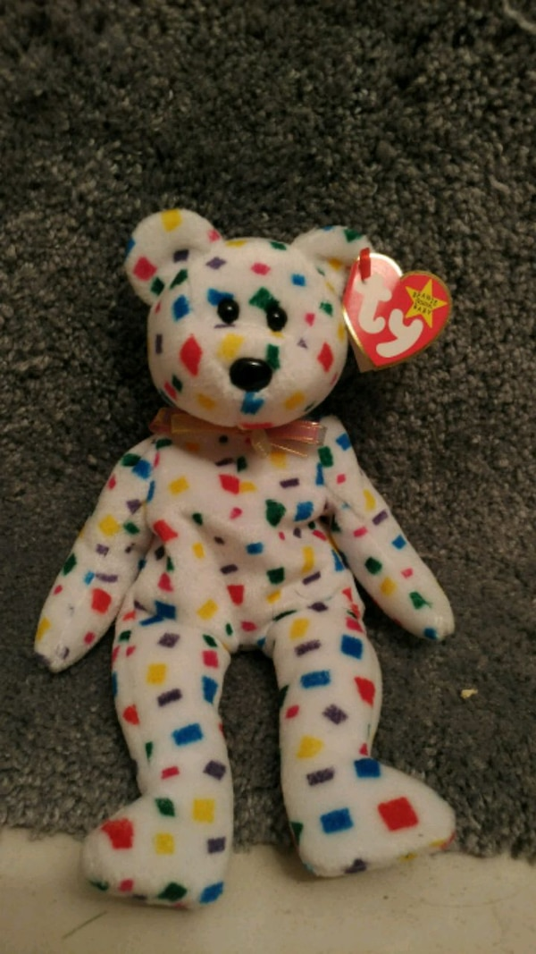 Used Ty 2k beanie baby for sale in Metuchen - letgo b5d52b0cb1c