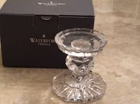 Waterford crystal candle holder Herndon, 20171