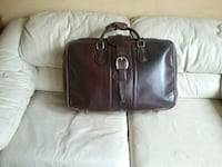 Valise Vintage TOUT CUIR  Montreal, H3A 1S1