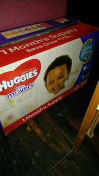 112 Huggies diapers price firm! Mission, 78574
