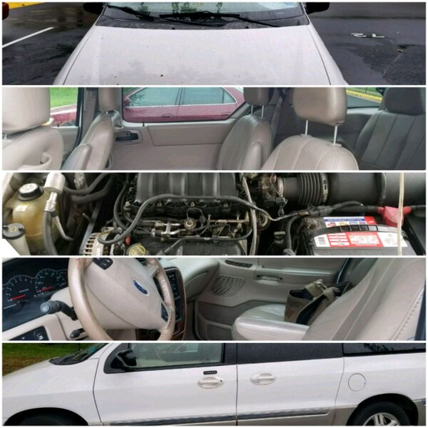 Ford - Windstar - 2002
