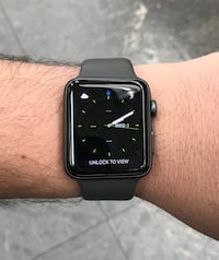 Apple Watch series 3 42mm, a couple minor scratches Los Angeles, 91401
