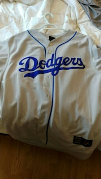 LA Dodgers Jersey Cooperstown Collection Official