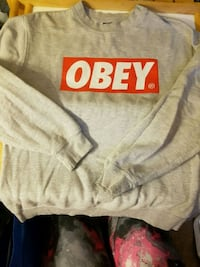 Obey sweater New Westminster, V3M 2J2