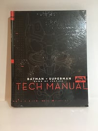 Batman tech manual