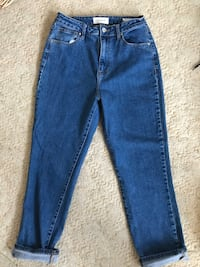 pacsun mom jeans- size 29
