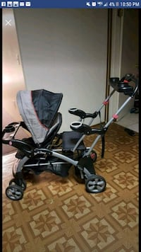 Baby trend sit stand stroller for two kids Middlesex, 08846