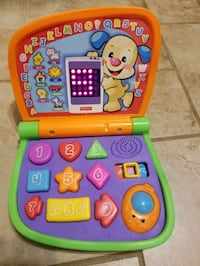 Fisher price learning laptop  Williamsburg, 23185