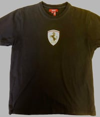 Ferrari Mens M Black T-shirt Winnipeg, R2Y 2G4