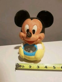 Vintage Mickey Mouse Wobble Toy