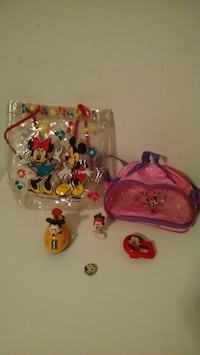 Mickey and Minnie Mouse Bags and Toys  Charlotte, 28269