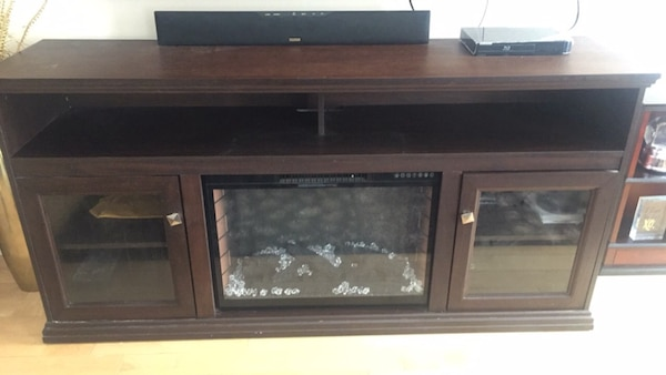 Prime Electric Fireplace Tv Stand Interior Design Ideas Gentotthenellocom