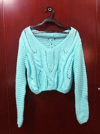 puting v-neck sweater Makati City, 1223