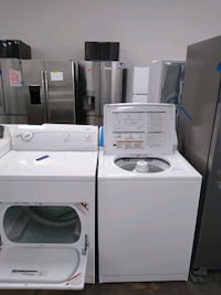 Washer and Electric dryer set Kenmore