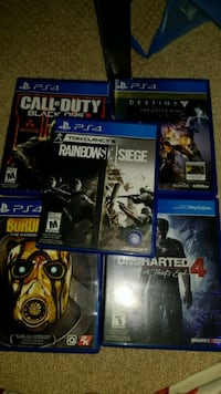 Ps4 Games Burnaby