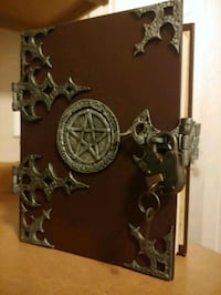 Spell Book Grimoire Brand New!! Authentic Brahms Pawtucket, 02860