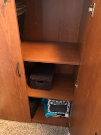 Office storage cabinet with lock Red Deer, T4P 0H4