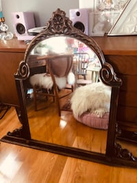 Vintage/Antique Ornate Mirror Colonial Heights, 23834