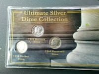 Ultimate silver dime Piney Flats, 37686